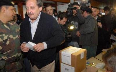 Chascomús: Alfonsín perdió en su ciudad natal