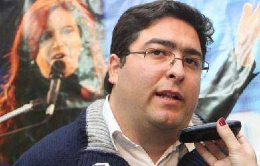 """Pablo Bossio: """"No llegamos a los votos necesarios para lograr el objetivo del cuarto concejal"""""""