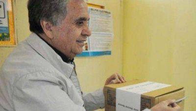 """Cantín: """"es lamentable escuchar que el peronismo puede hacer perder una elección"""""""