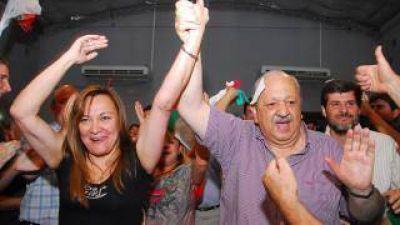 El Frente Cívico festejó ratificación en las urnas