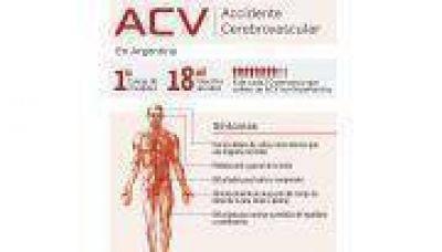 Preocupan los casos de ACV y apuestan a la prevención