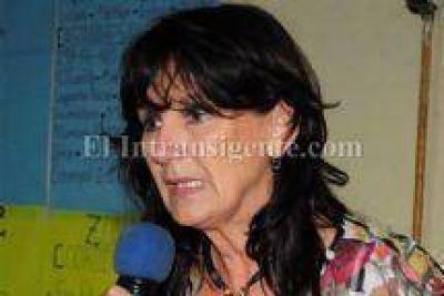Tras las elecciones, Virginia Cornejo criticó al Partido Renovador y a Andrés Zottos