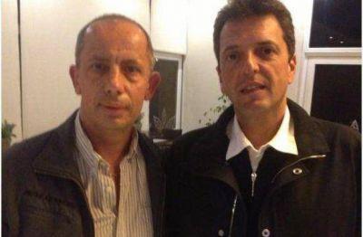 Sciutto se vuelve a mostrar junto a Massa