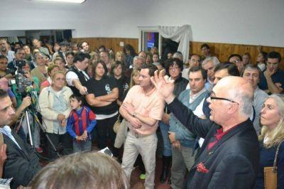 """""""Busquen la culpa de la derrota de la Unión Cívica Radical en Carlos Antonio Gorosito que va a seguir consagrando su vida a la política y a Saladillo"""""""
