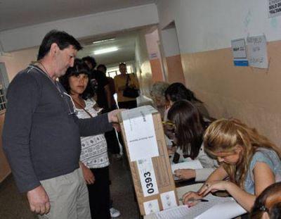 Las elecciones en San Luis se realizaron sin inconvenientes