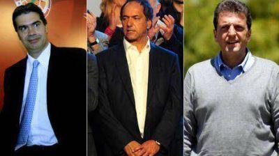 """Los gobernadores """"ganadores"""" apuntan a Scioli"""
