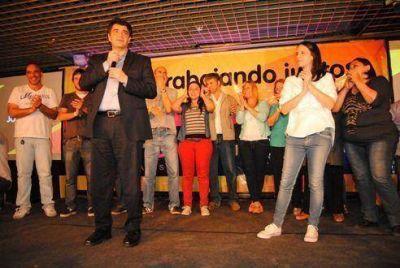 Varios festejos para Jorge Macri