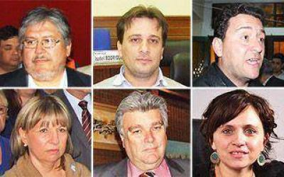 Quiénes son los diputados provinciales electos en la Tercera
