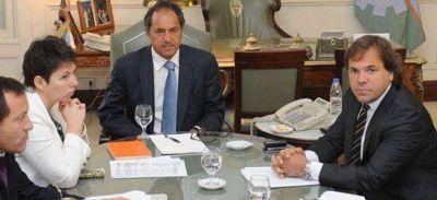 Tensión en la Provincia: Scioli no logra definir el aumento del Impuesto Inmobiliario