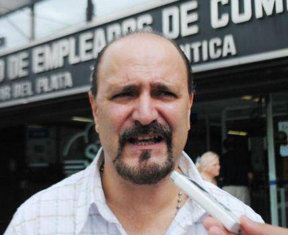 Giovanniello pidió salir a la calle y movilizar a todos los sectores de la ciudad