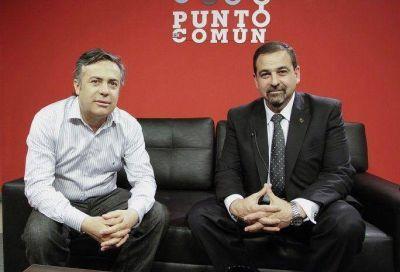 Cornejo y Ciurca se enfrentaron cara a cara por las PASO provinciales que hoy aprobó el Senado