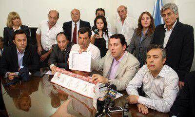 La UCR se quejó del proyecto oficialista para aplicar las PASO en Mendoza
