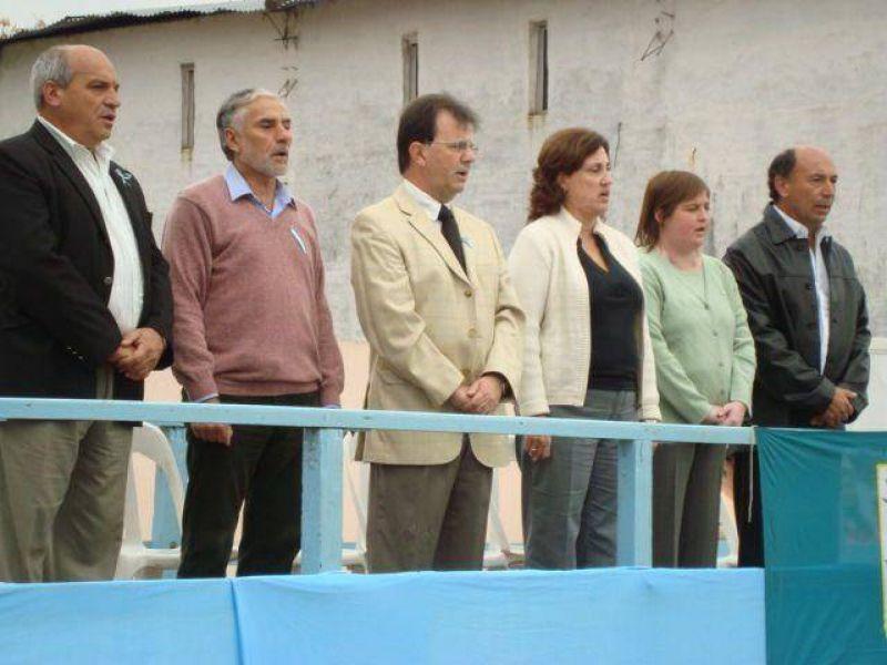 Se celebró en Olivera la fiesta del 25 de mayo
