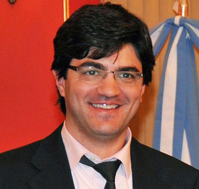 L�pez Mancinelli sostuvo que Massa es un fuerte candidato para el 2015