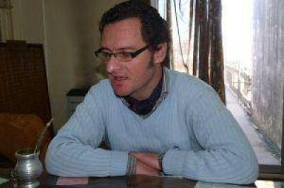Troppiano hizo un análisis de las elecciones y del nuevo HCD