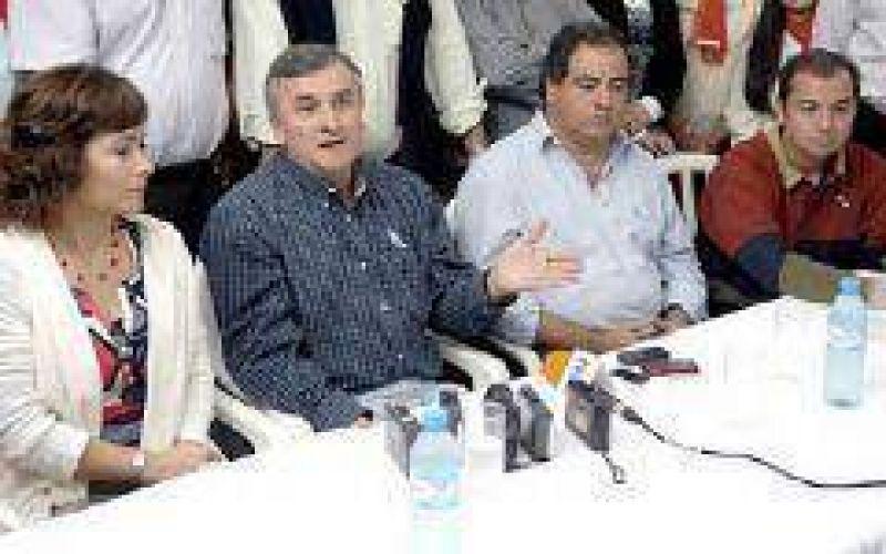 Gerardo Morales pidió que el 28 de junio se empiece con el cambio
