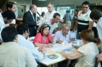 Se realizó el recuento de votos y se ratificaron los resultados del domingo