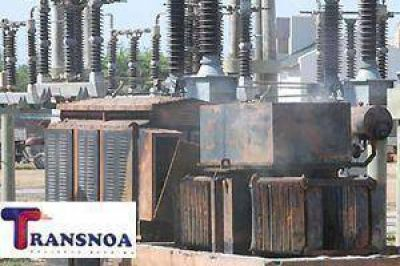 Una nueva falla de Transnoa dejó sin energía al sur y sudoeste de la capital