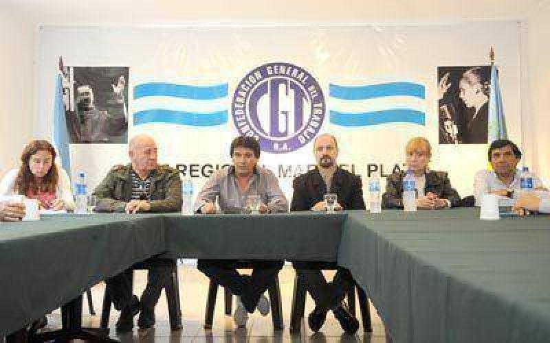 La CGT Mar del Plata se declaró en estado de alerta y prepara una movilización