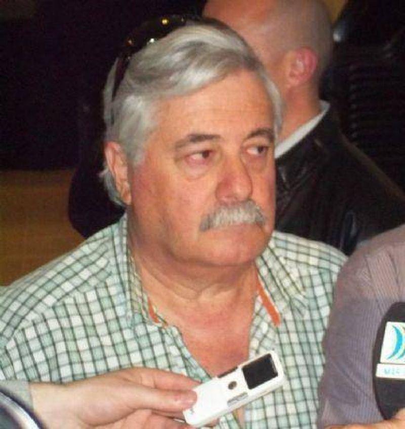 """Carlos Vaquero: """"Esta decisión es un capricho del Gobierno Nacional"""""""