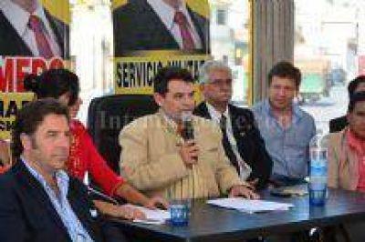 Alfredo Olmedo denunció fraude electoral y apuntó a Juan Carlos Romero como el responsable