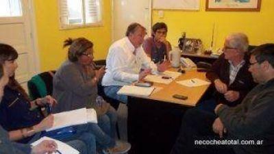 Trabajo de Naci�n destina obras a Necochea para generar empleo