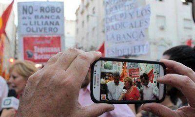 Legislativas: el FIT vuelve a marchar para exigir la apertura de urnas