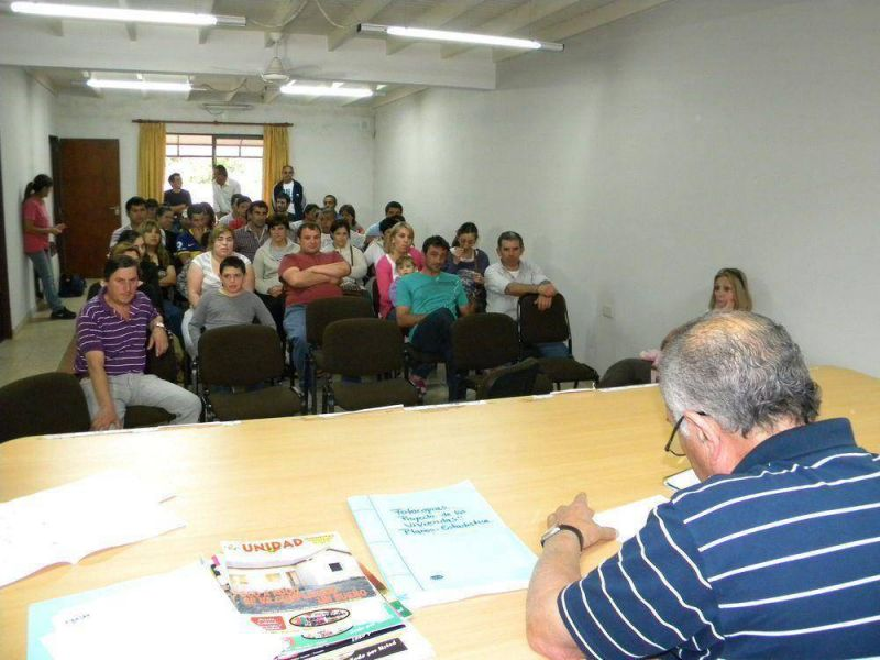 El 11 de diciembre se sortear�n los lotes del Sindicato de Trabajadores Municipales