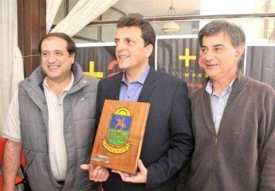 Sergio Massa y Patricio García son los otros ganadores en Pehuajó
