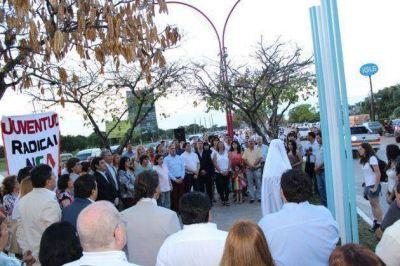 Homenaje multipartidario a la figura de Raúl Ricardo Alfonsín