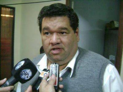 """Jorge Nedela: """"El resultado obtenido en las legislativas es el paso inicial para seguir fortaleciendo el frente"""""""