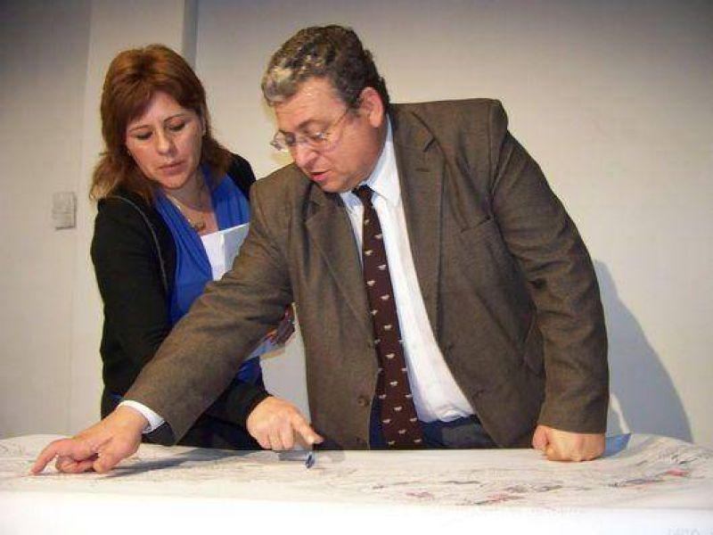 Cosentini analiz� las necesidades de obra p�blica que tiene la ciudad