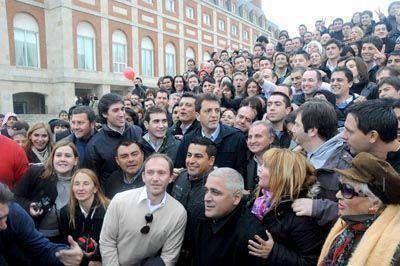 Massa espera reunir a m�s de mil dirigentes en la ciudad
