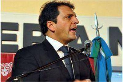 Massa encabezará reunión cumbre en Mar del Plata