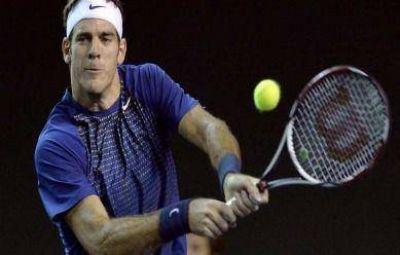 Del Potro no para y vuelve a jugar con Federer