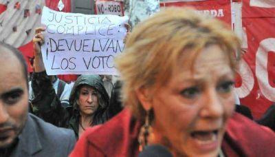 La Junta Electoral analiza las actas observadas