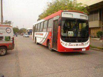 Servicios diferenciales del transporte urbano por D�a de los Fieles Difuntos