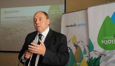 Irrigación anuncia medidas para combatir el cuarto año de Emergencia Hídrica en Mendoza