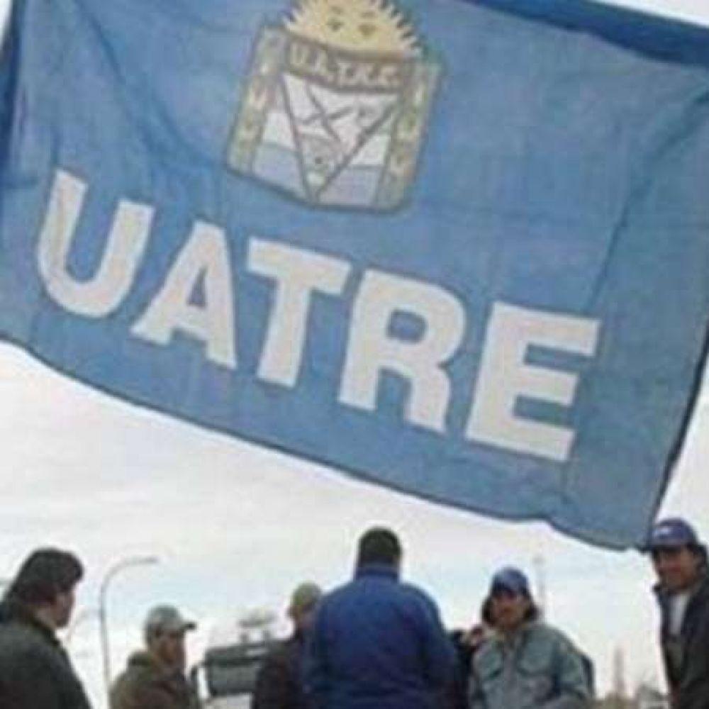 Trabajadores de la UATRE piden aumento salarial del 35 por ciento