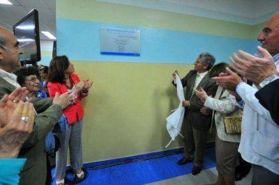 Celebraron el 50º del Hospital San Luis con mucha emoción