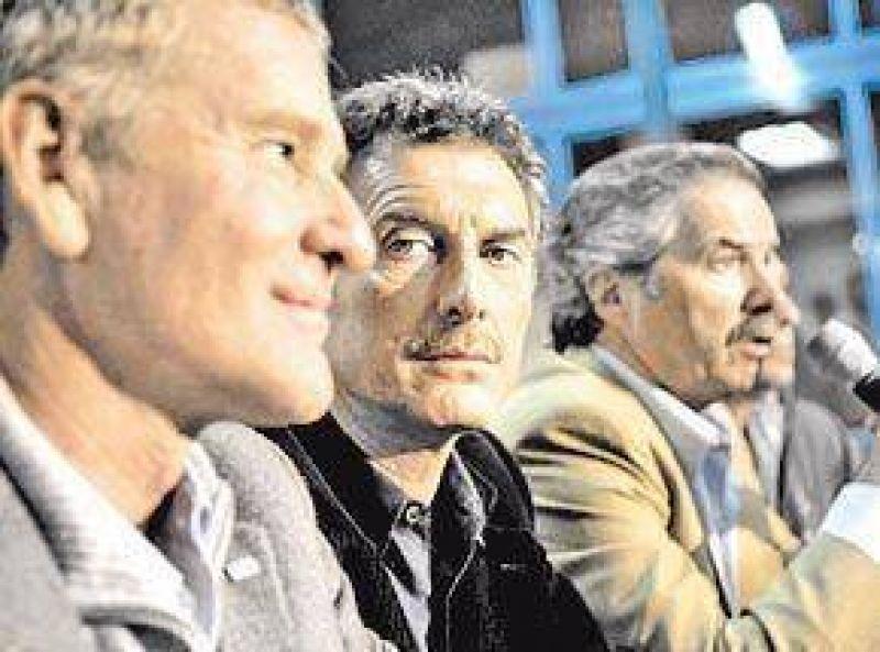 """Polémica por las impugnaciones: Macri habló de """"proscripción"""""""