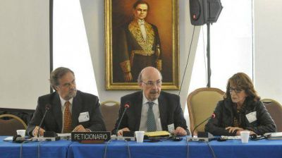 Denunciaron ante la OEA ataques contra la libertad de prensa