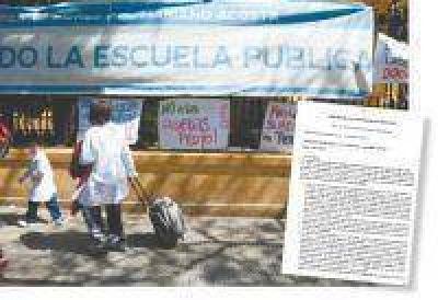 El Ministerio de Educación porteño debe explicar el sistema de inscripción
