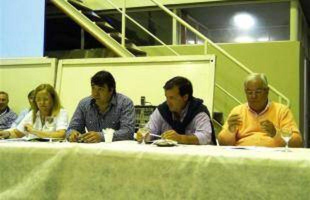Pablo Peralta renovó mandato como Presidente de Coopser