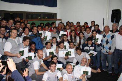 Entregaron la Libreta a 41 egresados de la Escuela de Guardavidas
