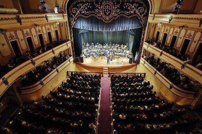 El Teatro Gualeguaychú está preparando sus mejores galas para festejar 100 años