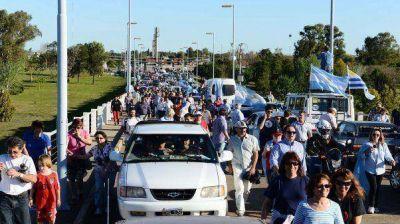 Asambleístas de Gualeguaychú vuelven a marchar contra UPM