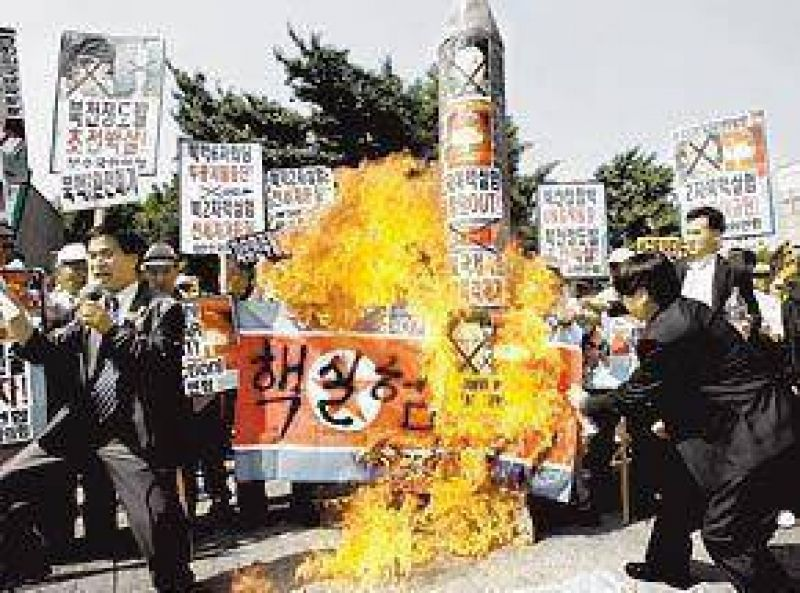 Repudio mundial tras la prueba de una bomba atómica en Norcorea