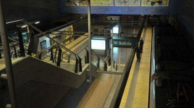 Se reanudó el subte de la línea A, tras el paro que afectó el servicio durante el fin de semana