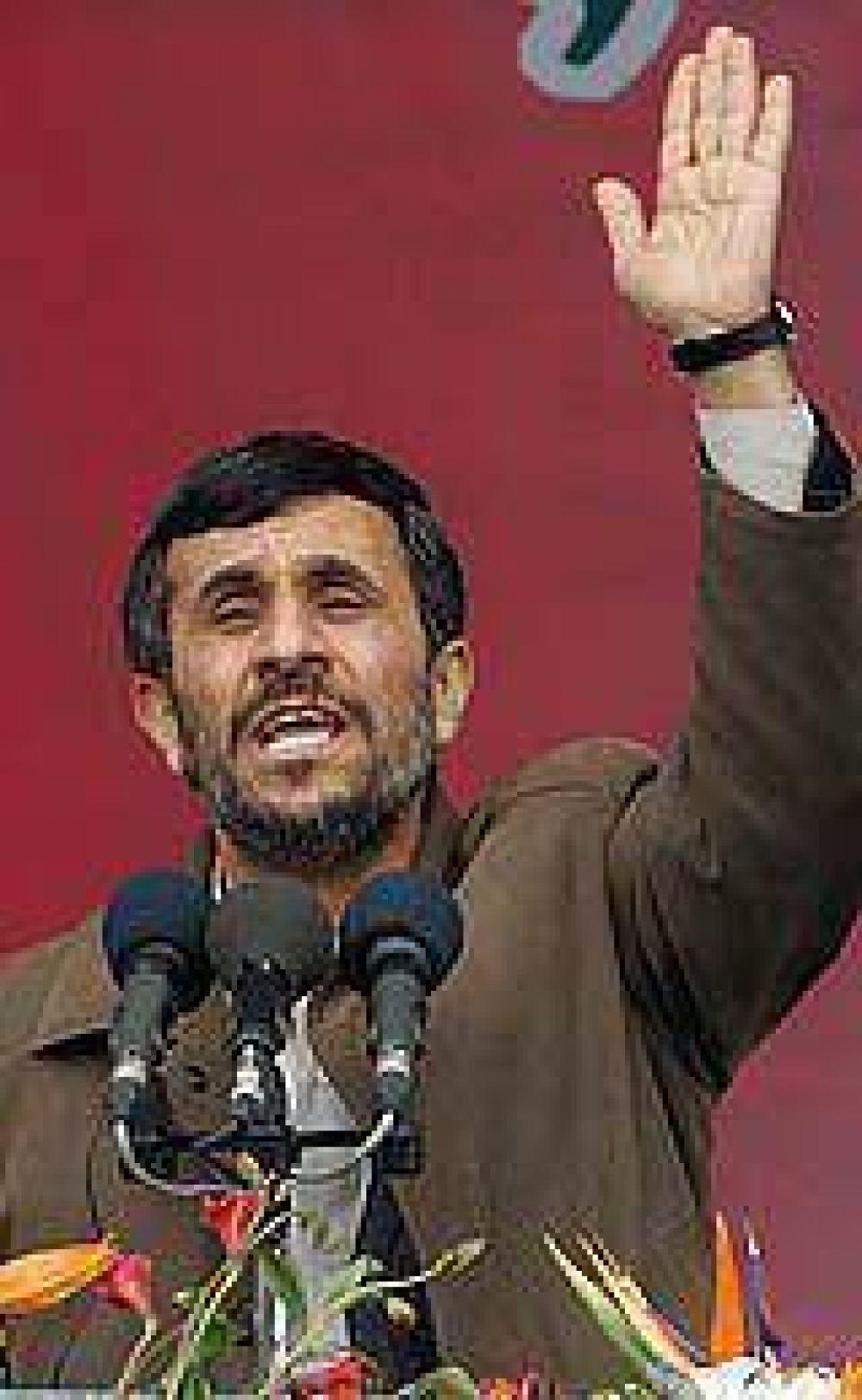 Ahmadineyad desafió a Obama a debatir en la ONU